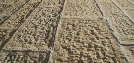 Zementboden