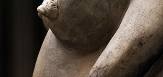 Skulptur Frau
