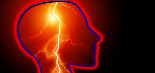 Blitz im Kopf