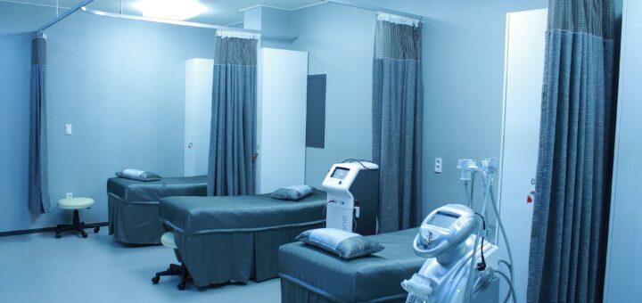 Krankenhaus (Foto: Pixabay.com)