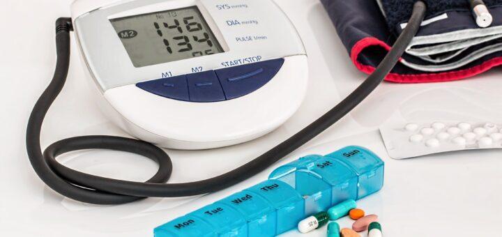 Blutdruck-Messung (Foto: Pixabay.com)