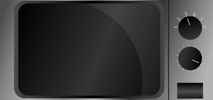 Mikrowelle (Foto: Pixabay.com)
