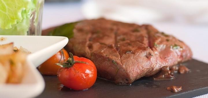 Steak, Fleisch, Essen